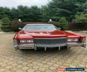 Classic 1976 Cadillac Eldorado Convertible for Sale