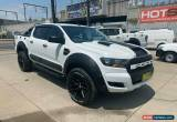 Classic 2016 Ford Ranger PX MkII XL White Automatic A Utility for Sale
