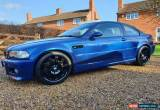 Classic BMW E46 M3 Individual Manual Coupe for Sale