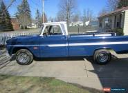 1966 Chevrolet C-10 for Sale