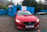 Classic 2015 Mazda 6 2.2d Sport 4dr Saloon Diesel Manual for Sale