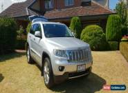 2011 Jeep Grand Cherokee Limited 70th Anniversary Auto 4x4 MY11 for Sale