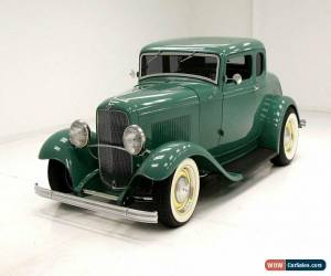 Classic 1932 Ford 5 Window Coupe for Sale