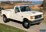 Classic 1990 Ford F-350 Dually for Sale