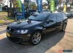 2011 Holden Commodore VE II SV6 Black Automatic A Wagon for Sale