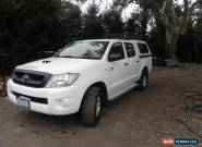 Toyota Hilux 4x4 2009 for Sale