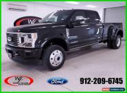 2020 Ford F-450 Platinum for Sale