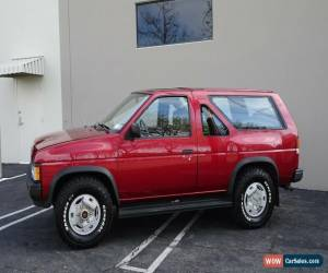 Classic 1987 Nissan Pathfinder for Sale