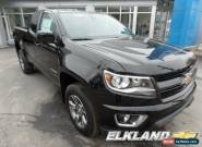 2020 Chevrolet Colorado Z71 Extended Cab MSRP $37165 for Sale