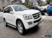 2007 Mercedes-Benz GL-Class 4MATIC for Sale
