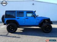 2016 Jeep Wrangler 4x4 Rubicon for Sale