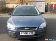 2006 FORD FOCUS LX TDCI BLUE for Sale