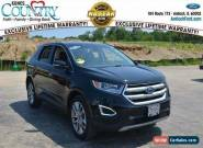 2018 Ford Edge Titanium AWD for Sale