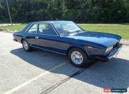 1973 Fiat 130 Coupe for Sale