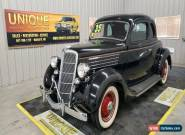 1935 Ford Deluxe 5 Window Coupe Rumbleseat for Sale