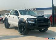 2016 Ford Ranger PX MkII XL Utility Double Cab 4dr Spts Auto 6sp, 4x4 1092kg A for Sale