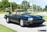 Classic 1996 Jaguar XJS All original Convertible 2+2 books records for Sale