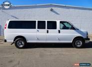 2015 Chevrolet Express Extended Passenger Van LT w/1LT for Sale