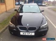 2006 BMW 520D BLACK for Sale