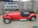1997 WESTFIELD SEI WIDE 1.6 CONVERTIBLE / SPORTS PETROL for Sale