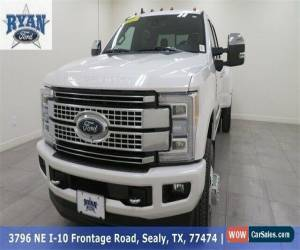 Classic 2019 Ford F-350 Platinum for Sale