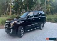 2017 Cadillac Escalade for Sale