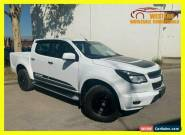 2016 Holden Colorado White Manual M Cab Chassis for Sale