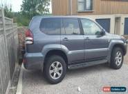 TOYOTA LAND CRUISER LOUNGE left hand drive for Sale