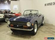 1971 Triumph TR-6 for Sale