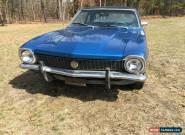1971 Ford Maverick for Sale