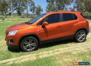 2014 Holden Trax for Sale
