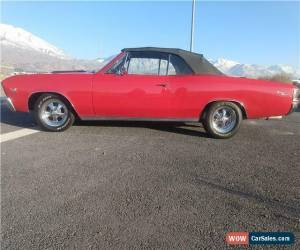 Classic 1967 Chevrolet Chevelle SS Tribute for Sale
