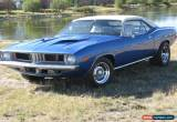 Classic 1974 Plymouth Barracuda for Sale
