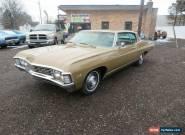 1967 Chevrolet Caprice IMPALA for Sale