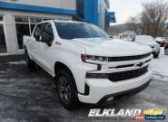 2020 Chevrolet Silverado 1500 RST Crew Cab MSRP $53895 for Sale
