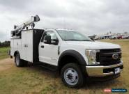 2019 Ford F-550 Chassis XL for Sale