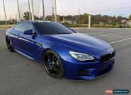 2016 BMW M6 Coupe for Sale