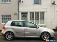 2006 (55) VOLKSWAGEN GOLF 1.9 TDI DSG/AUTO ONLY 48K 1 OWNER FROM NEW for Sale