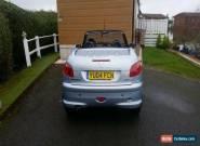 Peugeot 206 cc allure for Sale