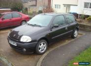 renault clio 1 2 sport for Sale