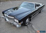 1974 Cadillac Eldorado Convertible for Sale