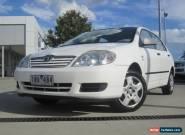 Toyota Corolla Ascent (2005) 4D Sedan Automatic (1.8L - Multi Point F/INJ) 5... for Sale