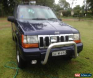 Classic 97 jeep grand cherokee 4wd for Sale