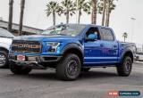 Classic 2019 Ford F-150 RAPTOR 4WD SUPERCREW 5.5' BOX for Sale
