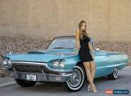 1964 Ford THUNDERBIRLD CONVERTIBLE for Sale