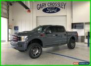2019 Ford F-150 Harley Davidson Edition F150  Leadfoot Gray! for Sale