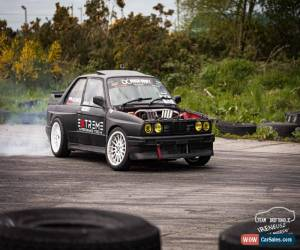 Classic Drift BMW E30 M3 S62b50 V8 M5 407bhp Hillclimb Time Attack for Sale