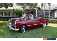1949 Ford Custom Convertible Classic for Sale