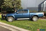 Classic 2007 Mazda BT-50 B3000 DX (4x4) Blue Manual 5sp M Dual Cab Pick-up for Sale