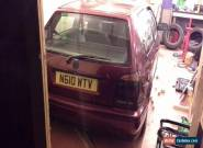 Mk3 Golf 1.6 spares or repairs for Sale